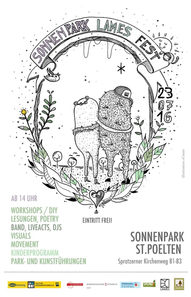 flyer_sonnenpark_lames_fest_2016