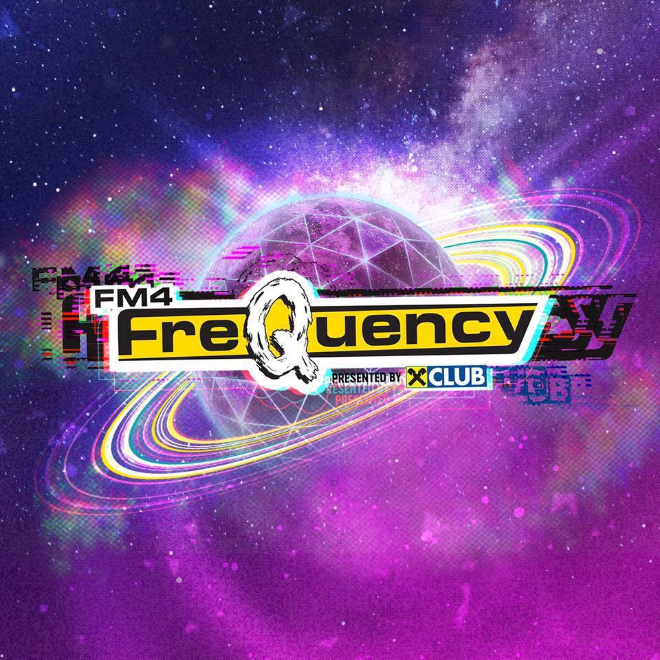 Logo vom Musikfestival Frequency Festival