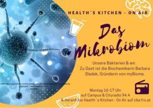 Das Mikrobiom - Unsere Bakterien & wir.