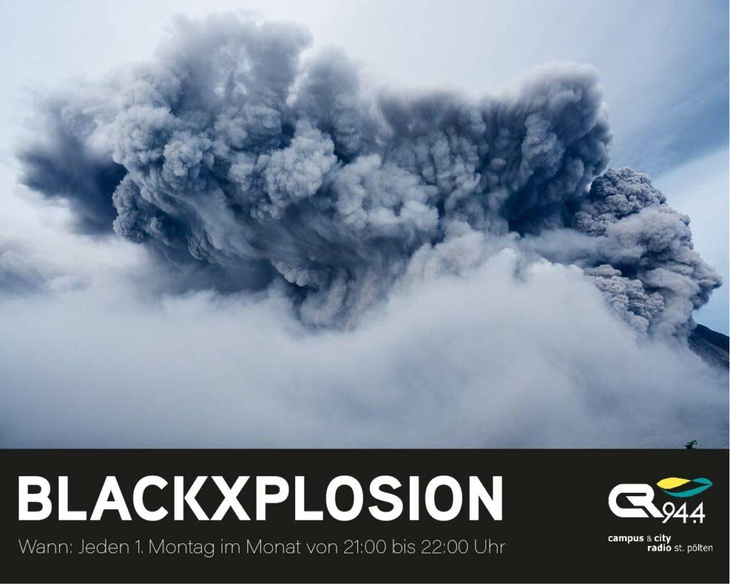 BlackXplosion, 3.3., 21-22h