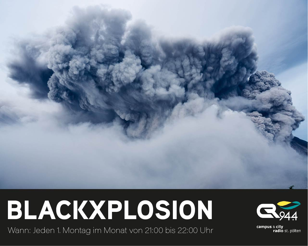 BlackXplosion | Montag, 2.11.20, 21-22 Uhr