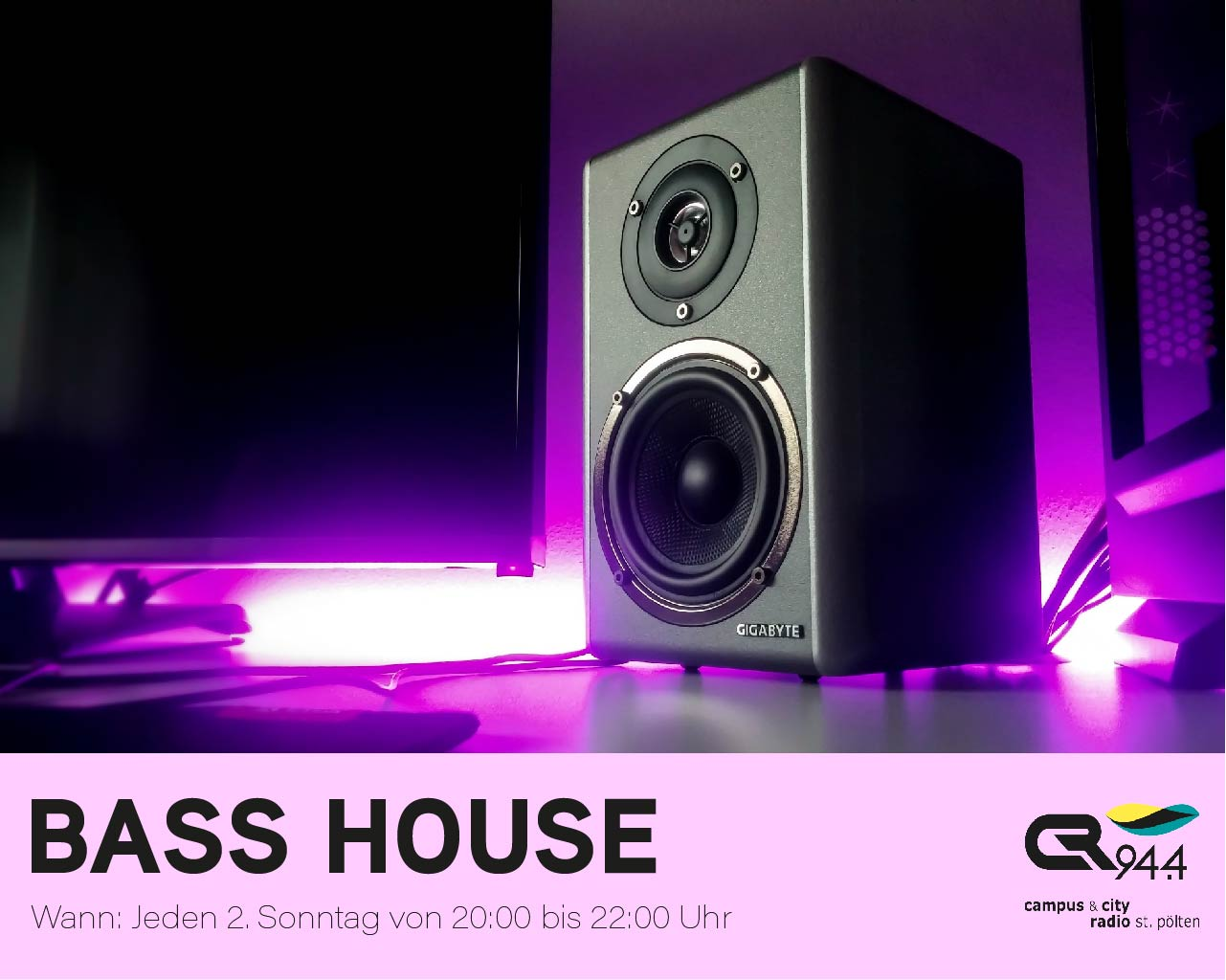 Basshouse 036 w/Sudbeat Music, So. 29.3., 20-0h