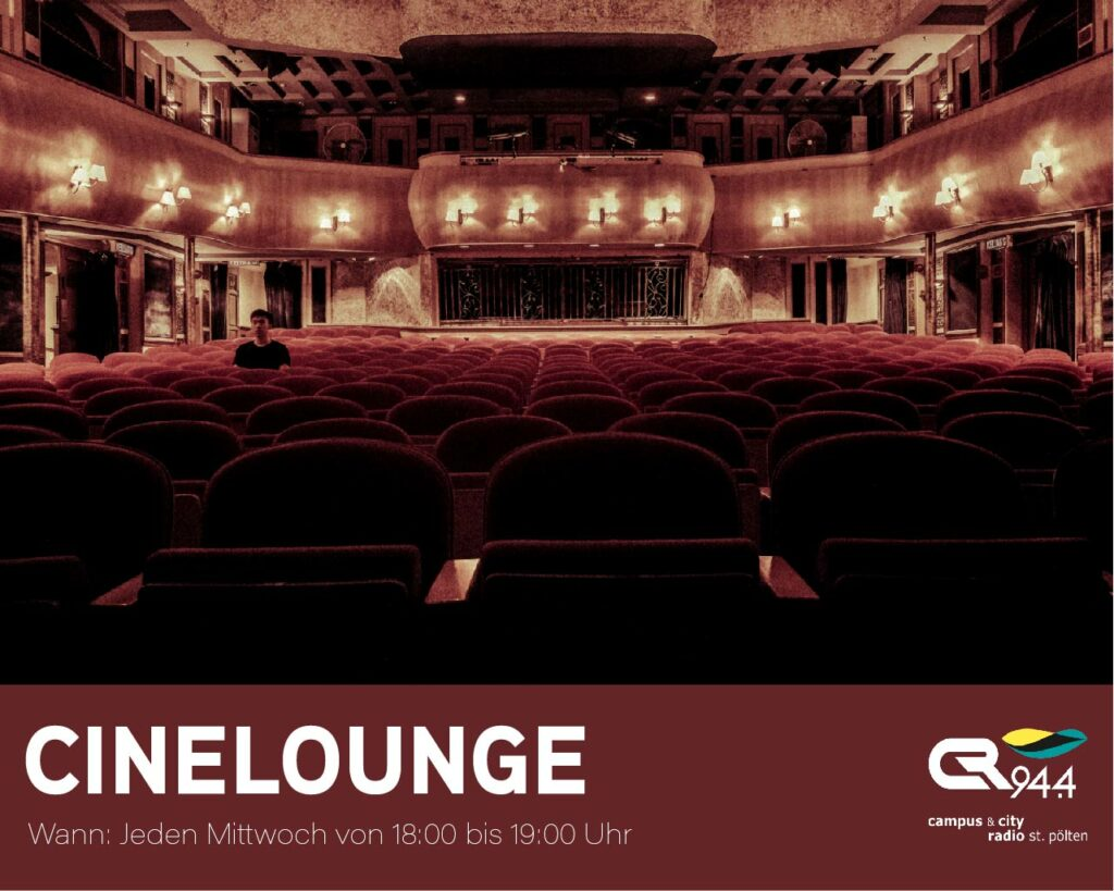 Cinelounge, 27.2., 18-20h