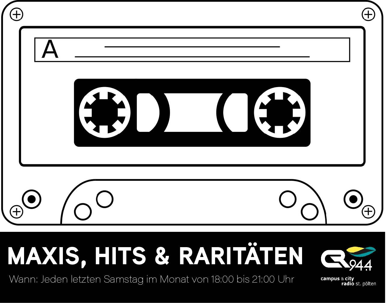 Maxis, Hits und Raritäten, Sa. 27.2., 18-20h: Musik mit Lisa Schmid und David Poglin