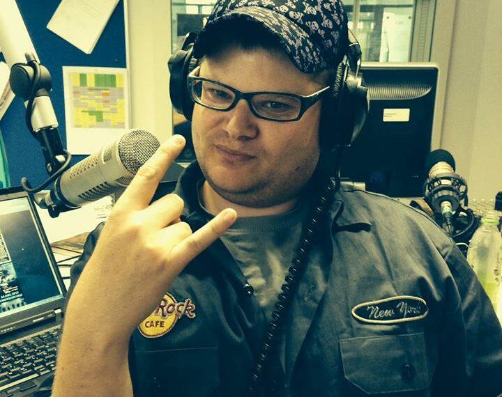 MC Ron on air, Di. 14.4., 14-15h