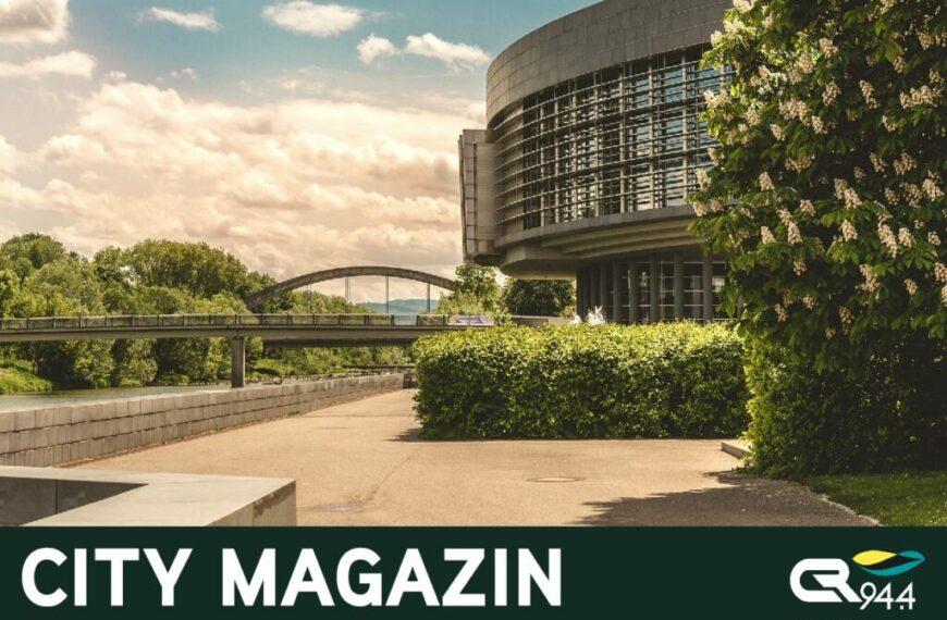 City Magazin, Fr, 29.1., 9 h