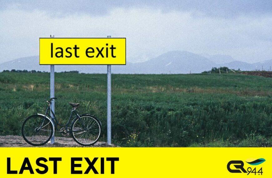 Last Exit, Do, 11.2.2021, 10 h