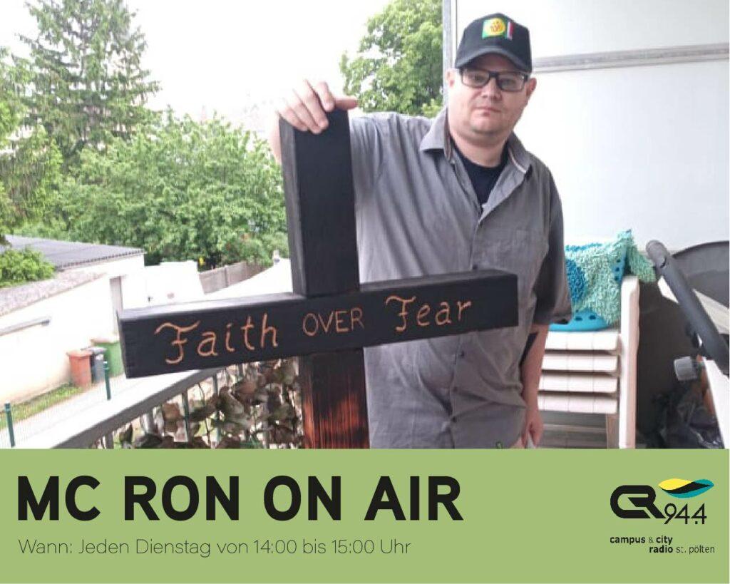 MC Ron on Air