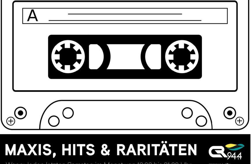 Maxis, Hits & Raritäten, Sa. 6.2., 20-22h