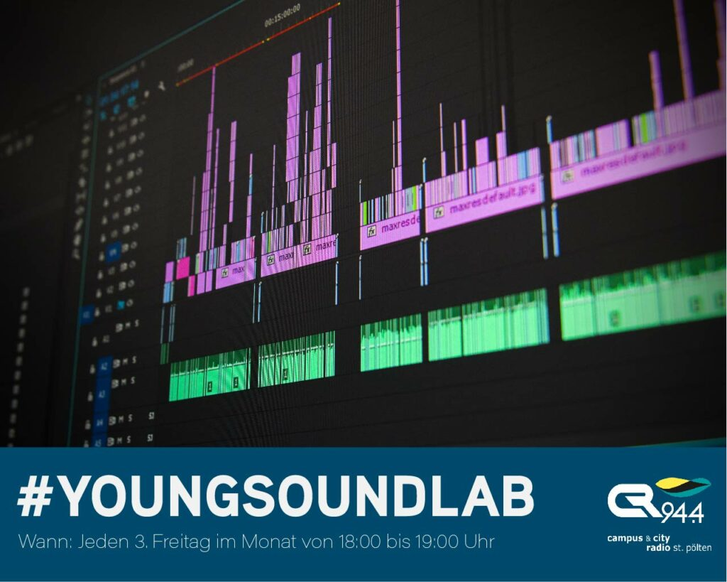 #youngsoundlab, Fr. 15.10., 18h