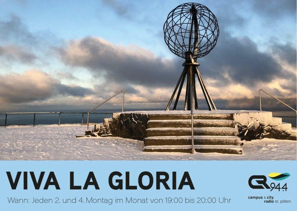 Viva la Gloria – einmal um die Welt