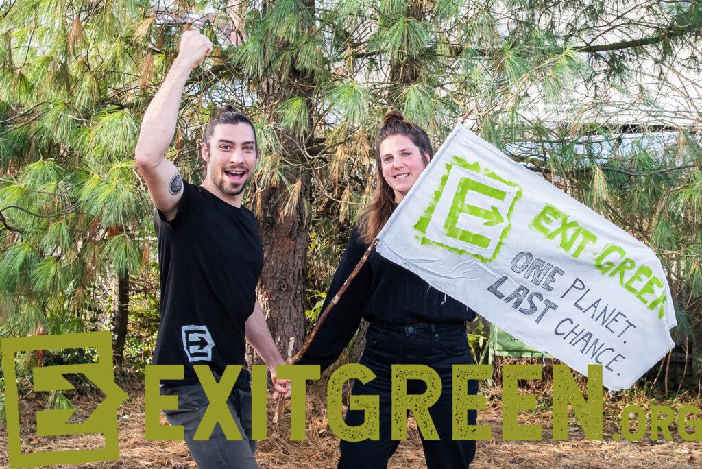Exit Green Radio