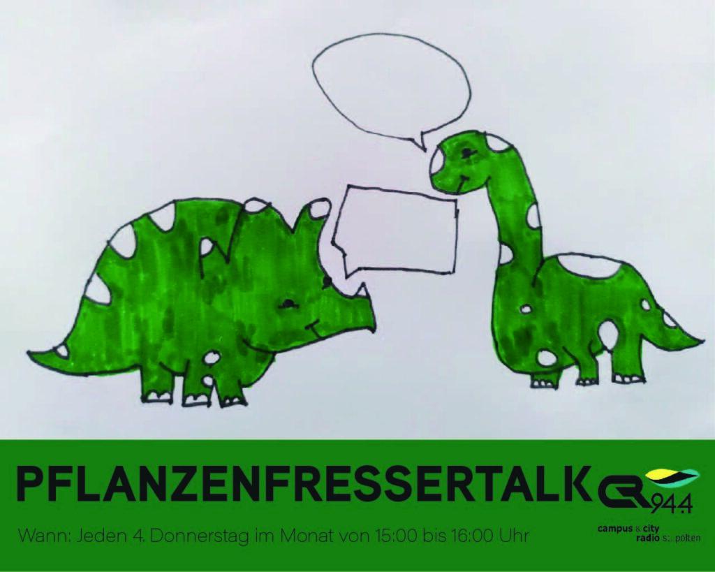 Pflanzenfresser Talk
