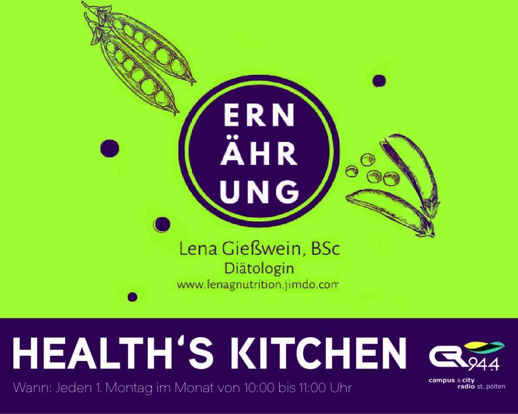 Health's Kitchen on Air