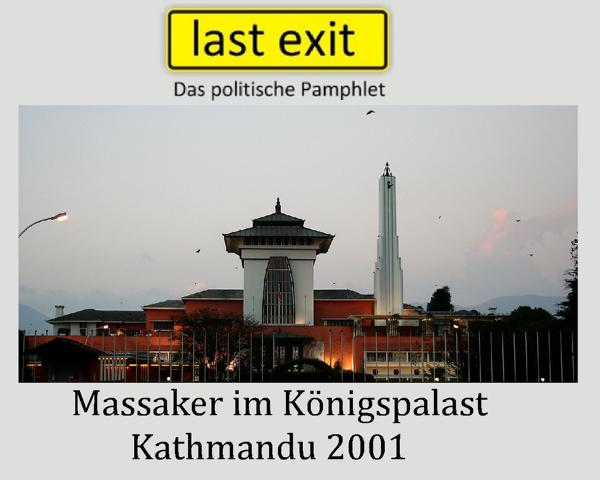 Massaker in Kathmandu