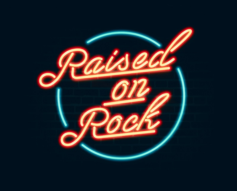 Raised on Rock: LONG LIVE THE 80s Vol. 5, Tue 14/9, 21h