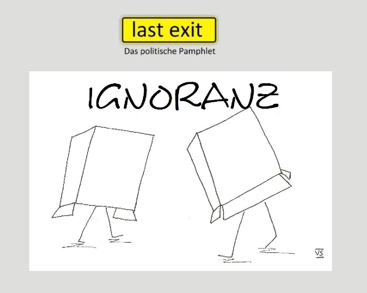 Ignoranz